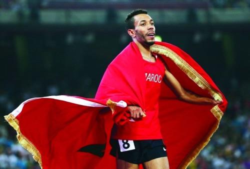 """إيكيدير وربيعي يقودان الوفد المغربي إلى """"حلم أولمبي"""" في ريو دي جانيرو"""