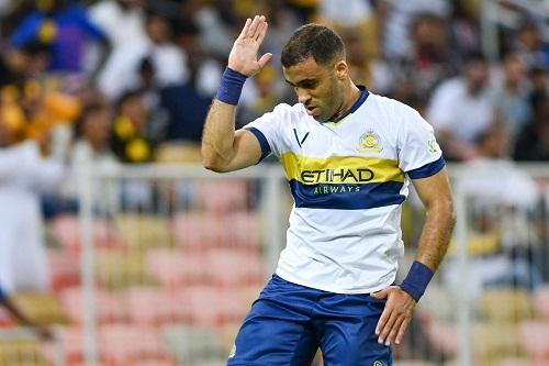 """""""هاتريك"""" حمد الله يقود النصر للفوز على ياجور وحدراف في كأس السعودية"""