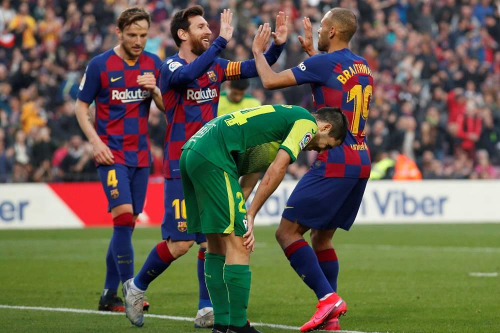 مهاجم برشلونة الجديد: لن أغسل ملابسي بعدما قام ميسي بمعانقتي