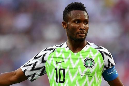 النيجيري أوبي ميكيل يعتزل رسميا اللعب دوليا