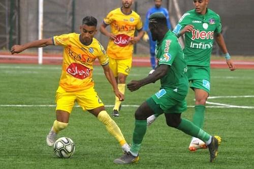 """عبد الصمد لمباركي.. """"شيخ"""" البطولة بثوب الهداف والمُمَرِّر"""