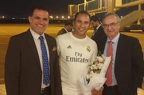 ريال مدريد يزور العراق لفتح أكاديميات جديدة لكرة القدم