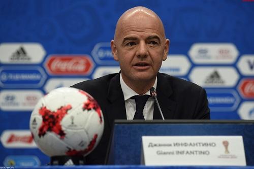 """إنفانتينو: الصحة """"أولا"""" رغم أن الكرة ليست كما هي بدون جمهور"""