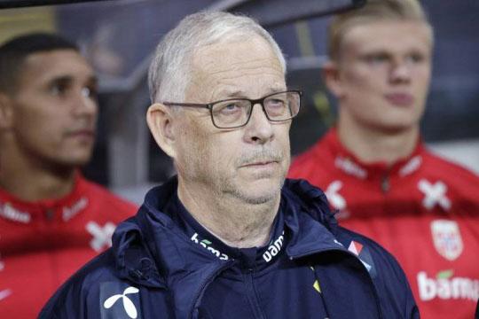مدرب النرويج يتحدى منتخب إسبانيا في التصفيات