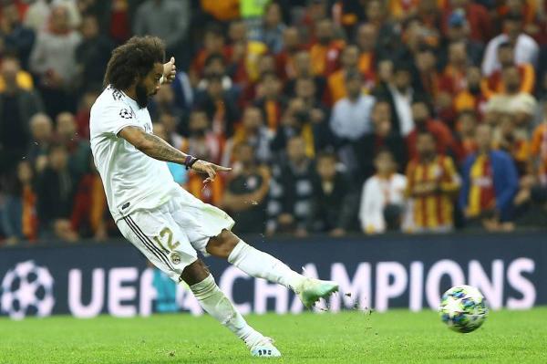 مارسيلو: نتفهم غضب جماهير ريال مدريد