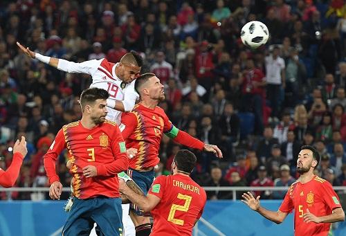 """المغرب ينهي """"المونديال"""" في المركز الـ 27 خَلْف الأفارقة والعَرب ومصر في ذيل الترتيب"""