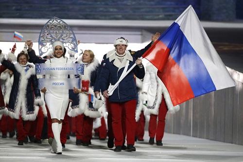 روسيا تقرر استئناف عقوبة الإيقاف بسبب المنشطات