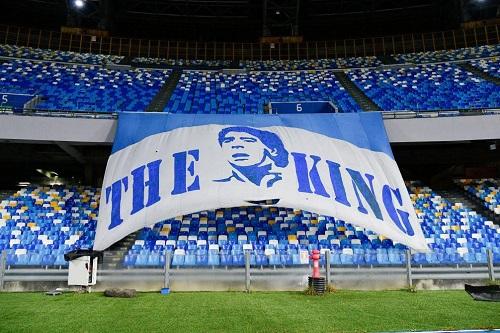 إعادة تسمية ملعب نابولي على اسم مارادونا