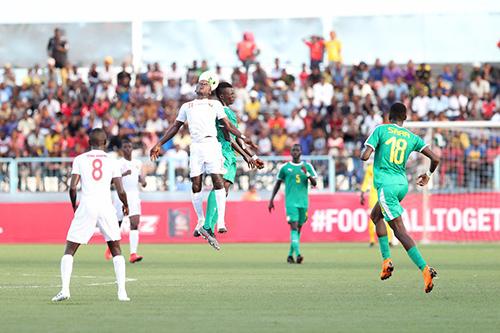 """غينيا تُعيد """"الأشبال"""" للواجهة بعد هزمِ السنغال"""