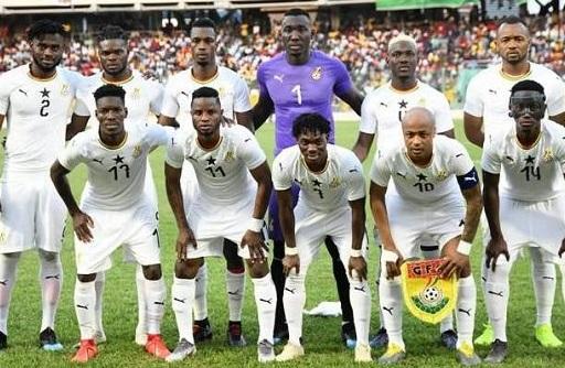 غانا تهزم ساو تومي بهدف في تصفيات الكان