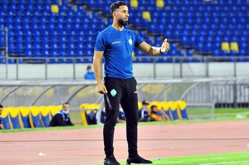 أبو شروان: هدفنا الفوز باللقب.. وشيبا: لعبنا جيدا لكن الرجاء كان أفضل