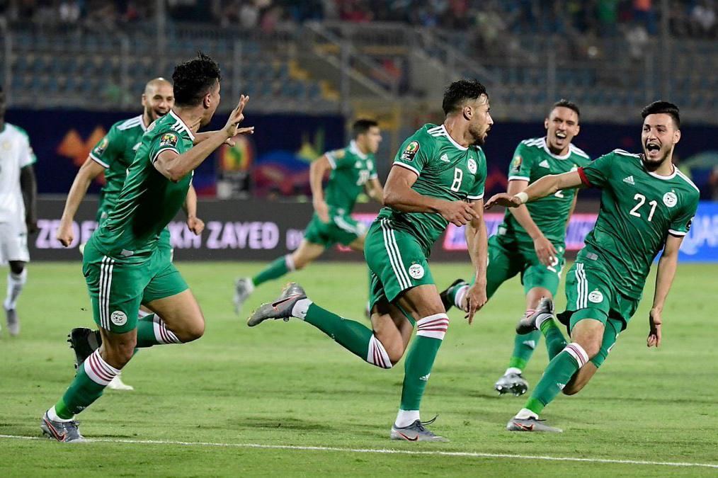 الجزائر تواجه كولومبيا في فرنسا في أكتوبر