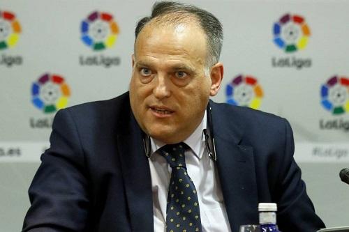 خسائر بمليار يورو حال عدم استكمال الدوري الإسباني