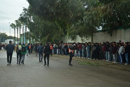 تذاكر مباراة الرجاء والقبائل عبر الشبابيك والأنترنيت