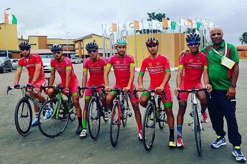 المنتخب المغربي للدراجات يتأهل لبطولة العالم على الطريق بإيطاليا