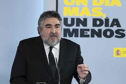 """وزير الرياضة الإسباني: لا أعرف موعد استئناف """"الليغا"""""""