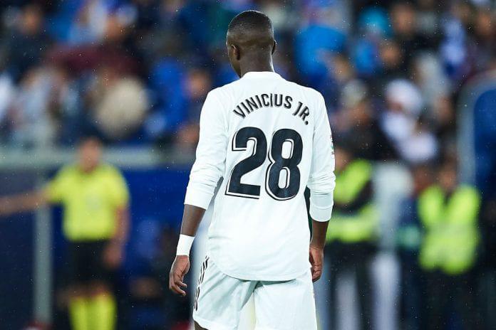 فينيسيوس يغيب عن مران  ريال  مدريد مجددا