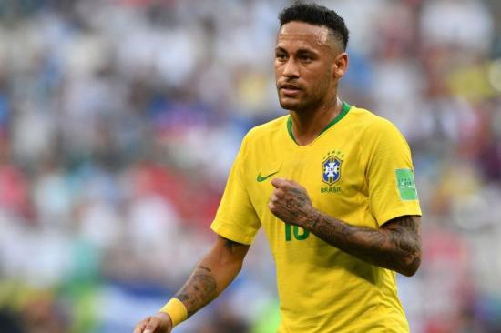 نيمار ينضم مبكرا إلى معسكر المنتخب البرازيلي