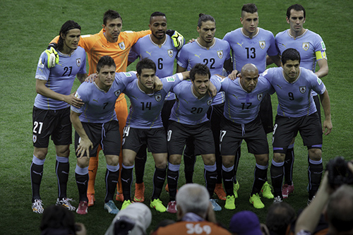 """أوروغواي تتطلع لمواصلة التألق والإكواردور تبحث عن المفاجأة في """"الكوبا"""""""