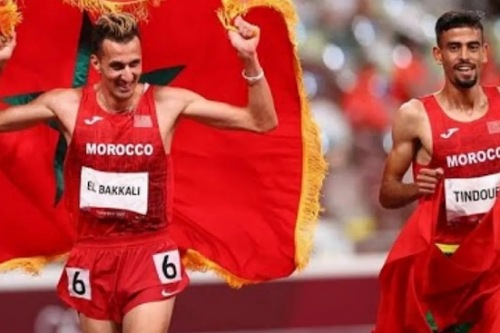 تصفيات سباق 1500 متر.. تأهل صديقي وانسحاب البقالي وإقصاء الساعي