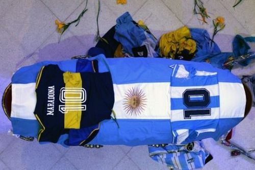 بدء الاستماع لأقوال الشهود في قضية وفاة الأسطورة الأرجنتينية مارادونا