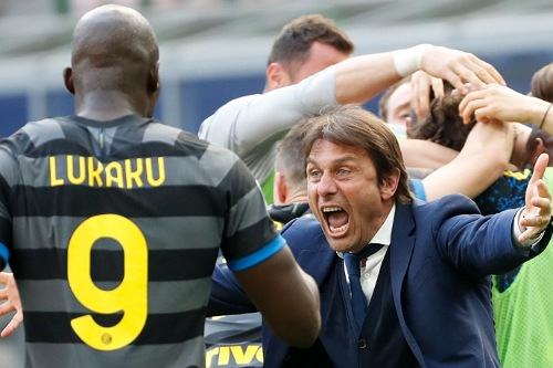 أنطونيو كونتي: الخروج الأوروبي ساعدنا على الفوز بلقب الدوري الإيطالي