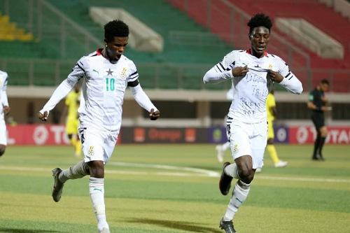 غانا تهزم أوغندا وتتوج بكأس إفريقيا للشباب