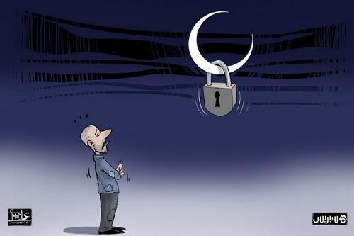 الحكومة تقرر حظر التنقل الليلي في رمضان