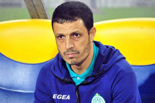 الرجاء يعلن توصله باستقالة المدرب جمال سلامي