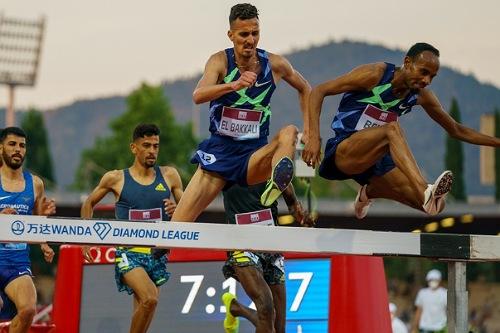 سفيان البقالي يحقق رقما عالميا في سباق روما