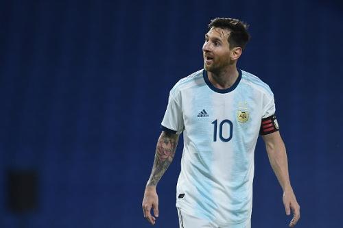 ميسي يسعى لتحقيق المجد الدولي مع الأرجنتين في (كوبا أمريكا)