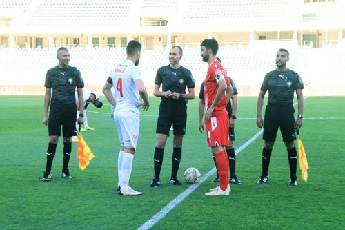 لجنة التأديب تُوقف 3 لاعبين من أندية القسم الأول