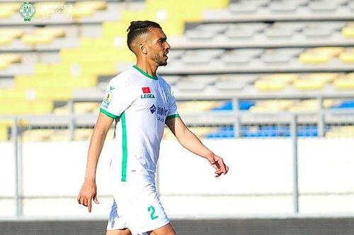 عبد الرحيم شاكير يستعد للعودة إلى تدريبات الرجاء
