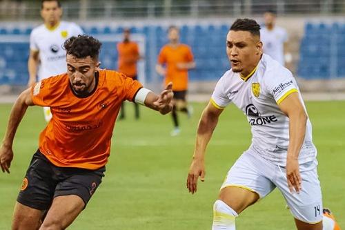 المغرب الفاسي يهزم نهضة بركان في البطولة