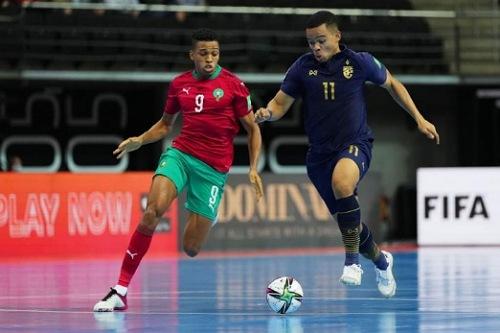 """تايلاند يقتنص تعادلا غادرا أمام """"أسود القاعة"""" في """"مونديال"""" ليتوانيا"""