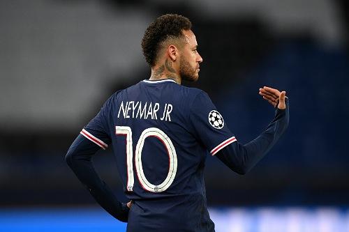 نيمار أفضل لاعب في مباريات إياب ربع نهائي دوري أبطال أوروبا