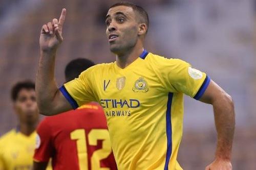 حمد الله يساهم في فوز النصر على السد القطري في دوري أبطال آسيا