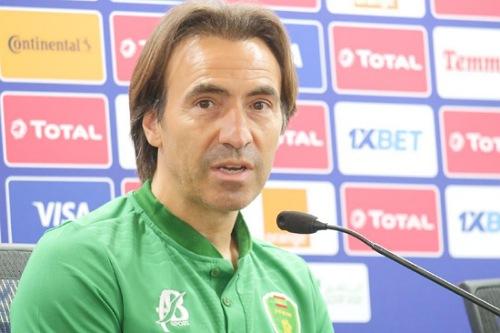 مدرب موريتانيا: مواجهة المغرب ستكون صعبة وسنحاول أن نخلق لهم المشاكل
