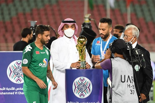 الاتحاد العربي يُلح على مشاركة الرجاء في البطولة العربية رغم منع الجامعة