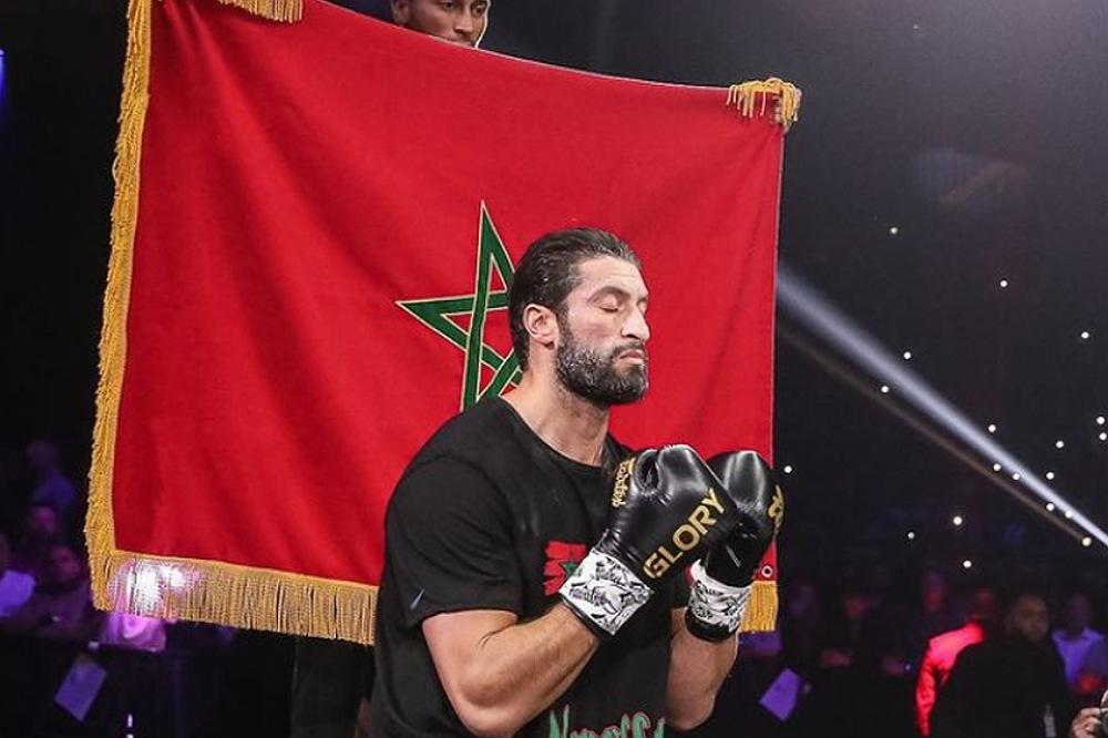 بن صديق: سأواصل القتال حتى أكون بطلكم المغربي أشكركم جميعا وريكو على الفرصة