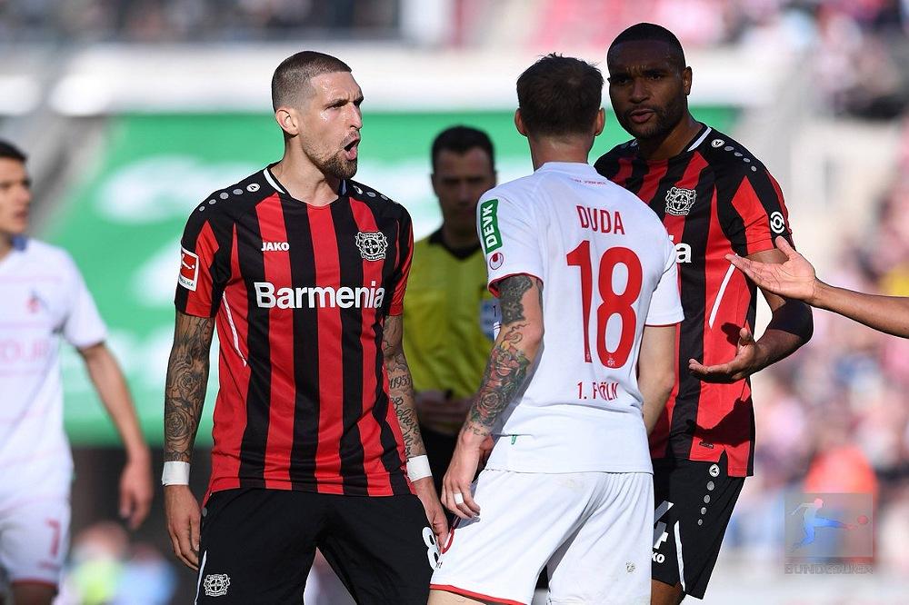 ليفركوزن يتعادل مع كولن في الدوري الألماني