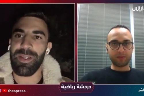 دردشة رياضية   محمد فوزير