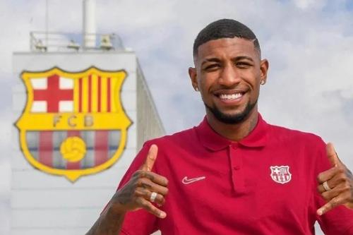 إيمرسون رويال: القدوم إلى برشلونة أسعدني