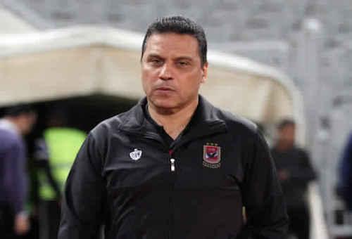 حسام البدري يستقيل من تدريب الأهلي