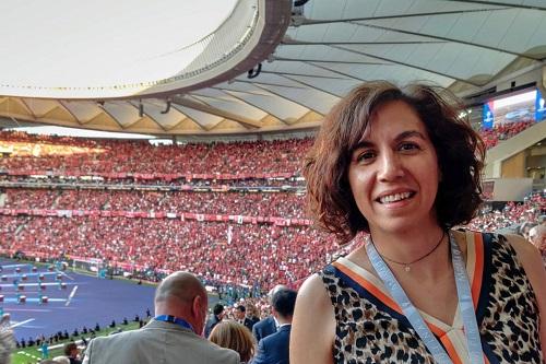 وزيرة الرياضة الإسبانية تطالب الأندية بعدم التعجل في حضور الجماهير للمباريات