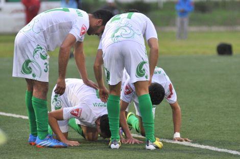 النادي القنيطري يواجه سانتوس البرازيلي وديا