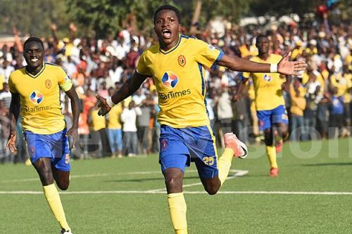 الوداد الرياضي يقترب من التعاقد مع مهاجم كامبالا الأوغندي