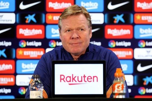 كومان: علينا تقديم مباراة أفضل من مواجهة إشبيلية الأخيرة لنتأهل