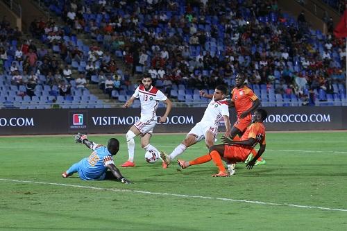 """""""أسود الأطلس"""" تحسم ودية النيجر لصالحها بهدف نظيف بملعب مراكش"""