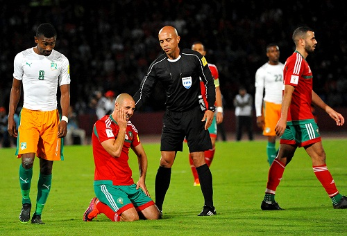 """رونار يَتمسّك بأمرابط رغم الإصابة ويَعمل على تَحضِيره بدنيّا لمُساعدة المنتخب في """"الكان"""""""